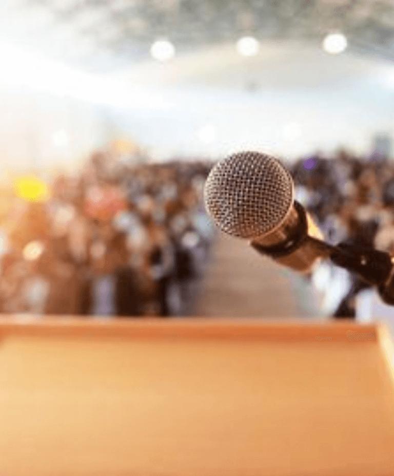 Parlare in pubblico, perchè a volte fa paura?